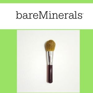 bareMinerals Cranberry Full Flawless Face Brush